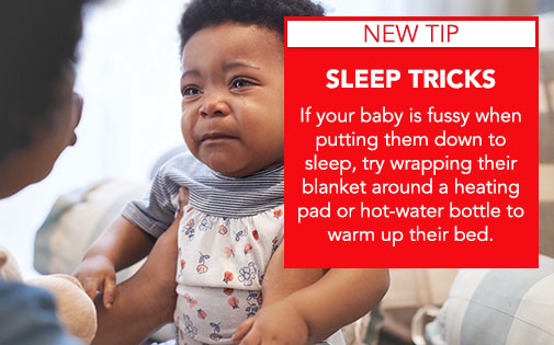 SLEEP TRICKS