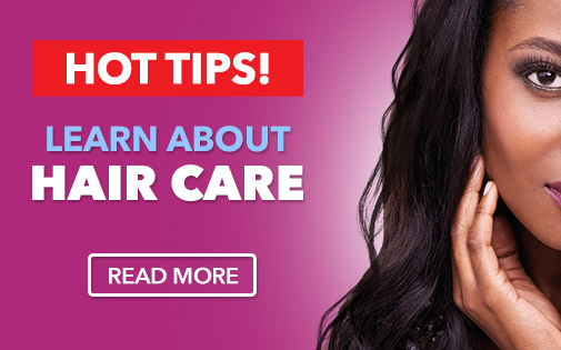 LEAR ABOUT HAIR CARE