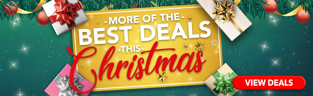 MORE OF THE BEST DEALS THIS CHRISTMAS